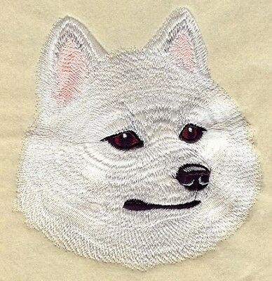 Embroidered Fleece Jacket - American Eskimo I1222 Sizes S - XXL