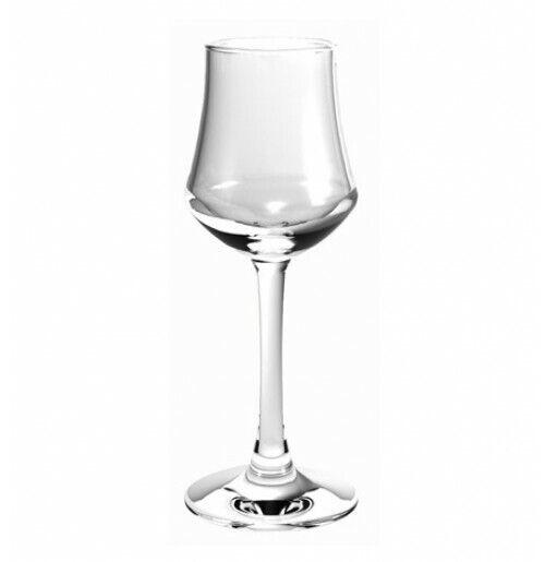 6 Stück Grappa Likör Gläser Glas edle Obstbrandgläser  Grappagläser 115 ml.