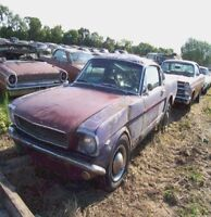 WANTED Ford Mustang Project car 1964 1965 1966 1967 1968