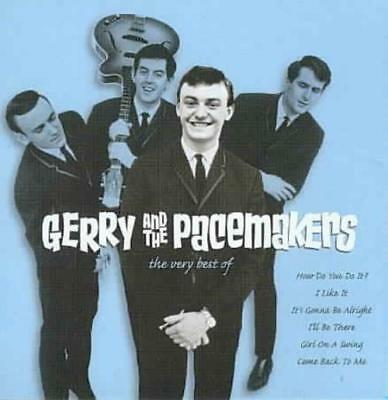 GERRY & THE PACEMAKERS - THE VERY BEST OF GERRY AND THE PACEMAKERS [EMI GOLD]