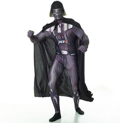 Lizensiert Morph-Anzug Digital Darth Vader Star Wars Design - Darth Vader Kostüm Design