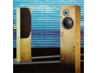 ProAc Response 2.5 Loudspeakers with Oak Burr finish