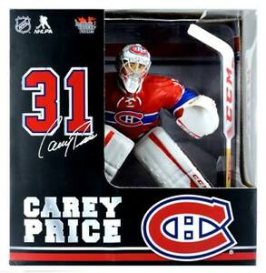 "Carey Price (Montreal Canadiens) 2016-2017 NHL 12"" Figure"