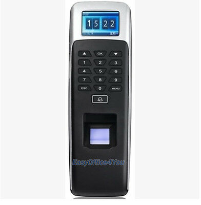 Waterproof Fingerprint Access Controller Time Attendance Id Reader Keypad Tcpip