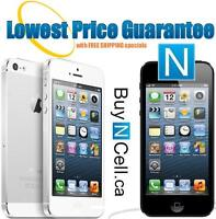 APPLE iPHONE LIQUIDATION -NEW/USED IPHONE 5S 5C 5 4S 4 +WARRANTY