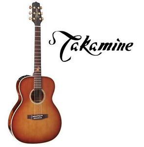 USED TAKAMINE ACOUSTIC-ELEC GUITAR - 123597199 - LEGACY SERIES ACOUSTIC ELECTRIC LIGHT BURST