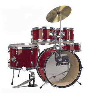 CB drum set + extras  MUST SELL