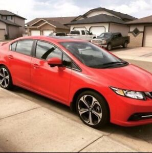 RECENTLY REDUCED!! Honda Civic SI