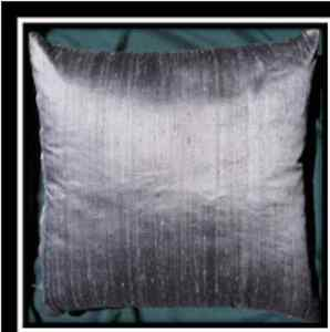 100% DUPION SILK CUSHION COVER 40CM X 40CM