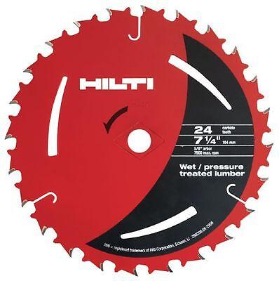 Hilti Circular Saw Blade- Fr - 7 14 Diameter - 290205