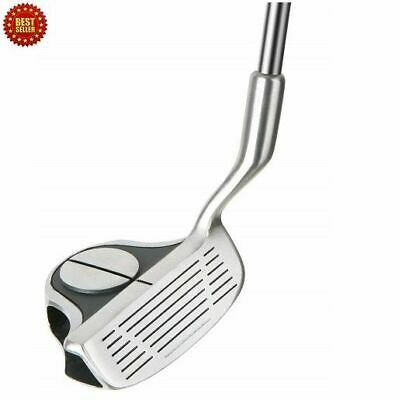 EZ Roll Mens Golf Right Hand Chipper Shank-Proof Chipping Iron Putter Chippers Right Hand Chipper