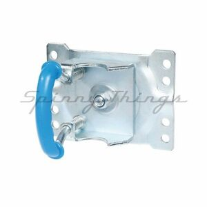 Swing-Up-Jockey-Wheel-Bracket-Trailer-U-BOLT-MOUNT