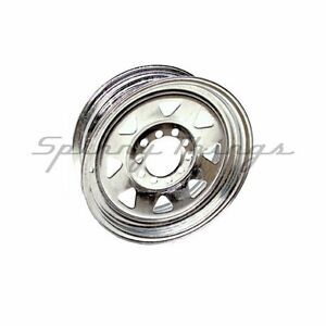 Wheel-Rim-13-Ford-HT-MULTI-FIT-Galvanised-Box-Boat-Camper-Trailer-Part