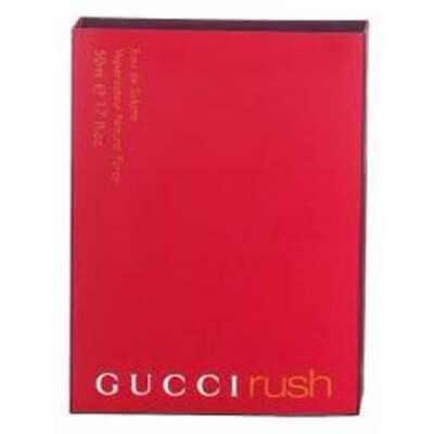 Gucci Rush Spray For Women Feminine Scent Jasmine Rose Vanilla Formal Casual USA ()