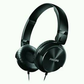 Philips SHL3060 On-Ear Headphones
