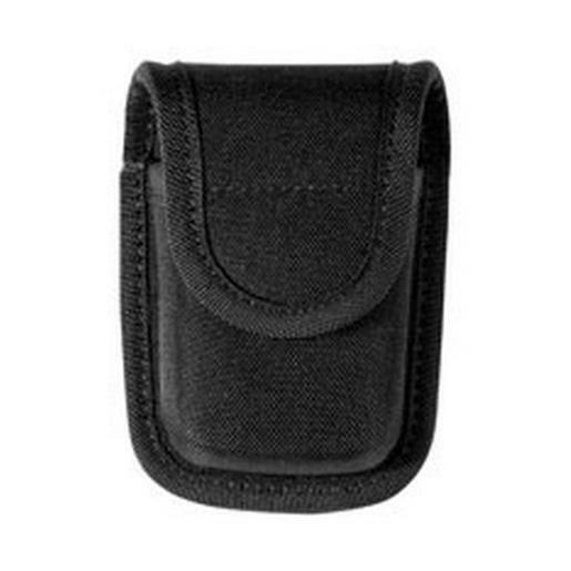 Bianchi 31312 8015 Black Nylon PatrolTek Pager / Latex Glove Duty Pouch