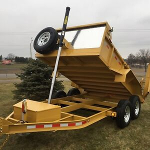 DUMP TRAILERS NEW 2017 COMMANDO SERIES 712  PRE-SUMMER SALE