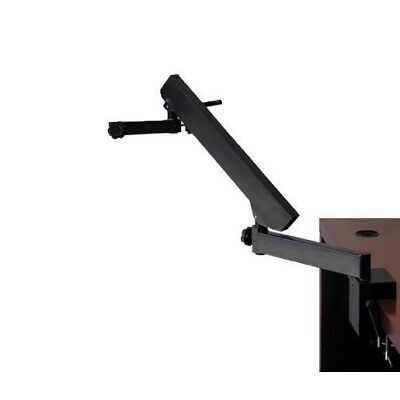 Amscope Articulating Arm Table Clamp Stand For Stereo Microscopes