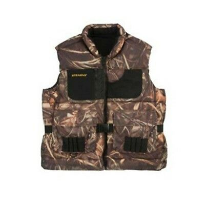 Stearns 2000009733 Mens Camo Realtree Max-4 Adult Hunting Vest