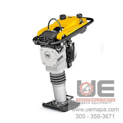 Wacker Neuson Gasoline Vibratory Rammers 5100030595 Bs50-2 Rammer Jumping Jack