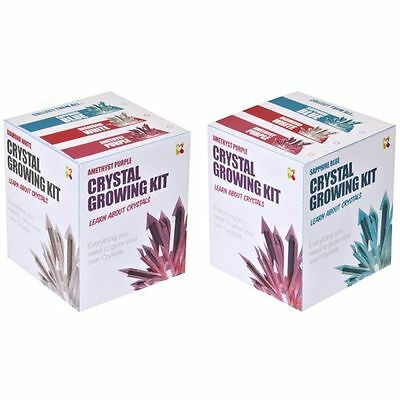 Crystal Growing Kit - Ideal Toy for Children aged over 10 years old](Educational Toys For 10 Year Olds)