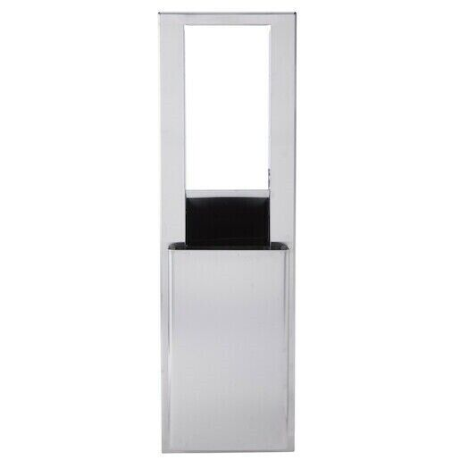"""enMotion Flex 59751 Trash Receptacle for 12"""" Wall Cavity Georgia Pacific PRO NEW"""