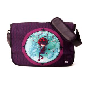 Sac Messager Coccinelle KETTO Messenger Bag Ladybug 30$