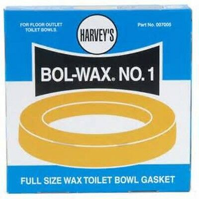 William H. Harvey 007005-48 Bol-Wax Gasket, Toilet Repair Parts