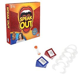 Speak out board game - brand new unopened.
