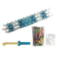 Rainbow Loom Rubber Band Bracelet Making Kit