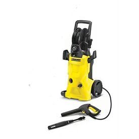 Karcher k4 Pressure Washer Including 6Metre Extension Hose