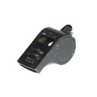 Acme Whistles Small Black Thunderer Plastic -