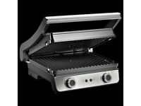 New Boxed Hotpoint 3 In 1 Contact Grill CG 200 UP0 UK Was: £99.99
