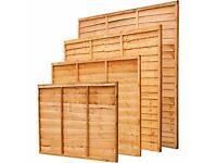 Fence Panel Overlap