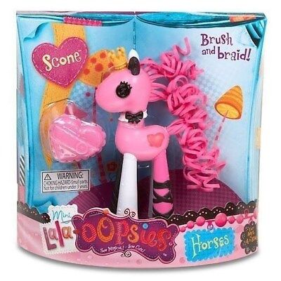 Mini Scone (LALA - OOPSIES MINI HORSES SCONE  **MIB**)
