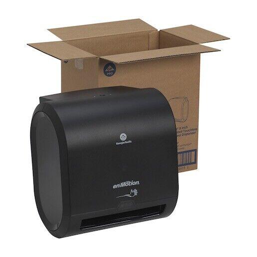 TOUCHLESS enmotion Impulse 8 paper towel dispenser 59498A