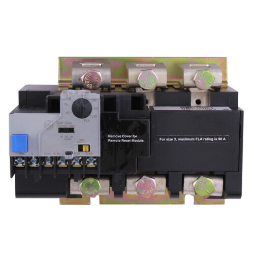 CR324FXMP SOLID STATE OVERLOAD RELAY 65-135A
