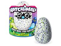Green Blue Hatchimals Draggles Interactive hatching Egg toy Spin Master IN STOCK ready to collect