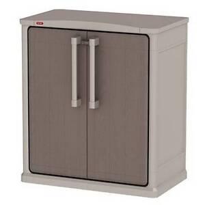 Free Delivery: 281L Keter Optima Mini Multipurpose Cabinet Melbourne CBD Melbourne City Preview
