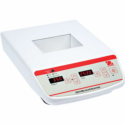 Ohaus Hb1dg Dry Block Heater 1 Block Lab Equipment