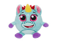 Brand New with the tags Medium size 23cm Crunchimals Unicorn Baby Soft Toy New Baby Gift