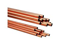 NEW Copper Pipe Tube 22mm & 15mm x 3M - BRAND NEW COPPER PIPE'S
