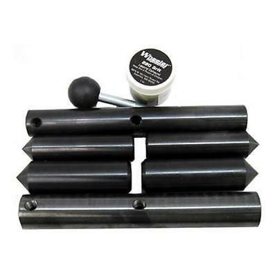 """Wheeler 305172 Scope Ring Alignment and Lapping Combo Kit 1"""" and 30mm"""