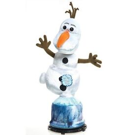 NEW IN PACKAGING - SPINNING OLAF