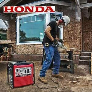 NEW* HONDA 2800W GAS GENERATOR EB2800i 227504498 PORTABLE INDUSTRIAL INVERTER POWER