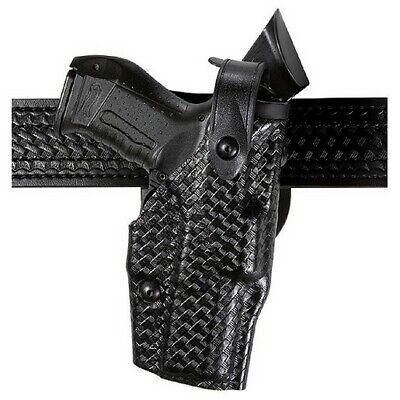 Safariland 6360-2832-411 Als Duty Holster Black Stx Kydex Rh For Glock 19 Wm3