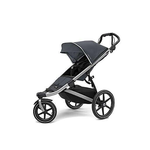 Thule Urban Glide 2 baby Stroller- Black/Grey