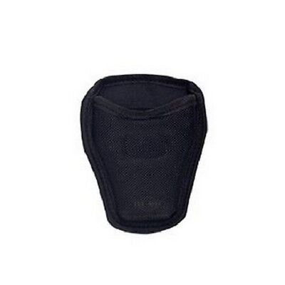 5ive Star Gear 4623000 Open Top Handcuff Case Nylon Black Fits Up To 2 Belt