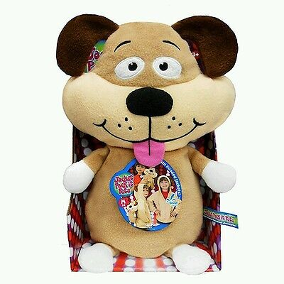 Jacket Pack-It Pets - Dog Kids Plush Hoodie Jacket As Seen On TV - Size M (7/8)