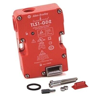 Allen-bradley 440g-t27121 Locking Switch 24v Acdc Solenoid No Actuator